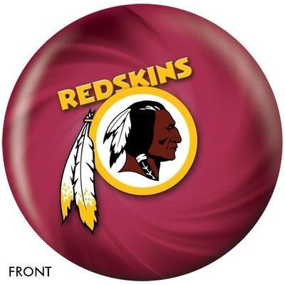 Ontheballbowling NFL Washington Football Team Bowling Ball