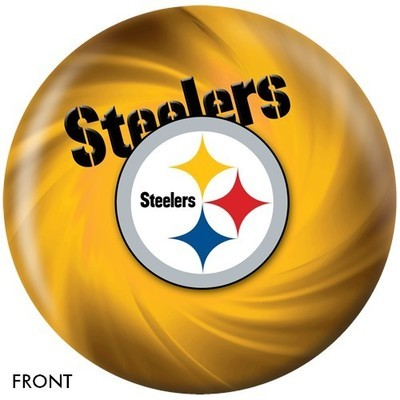 NFL Pittsburgh Steelers Bowling Ball