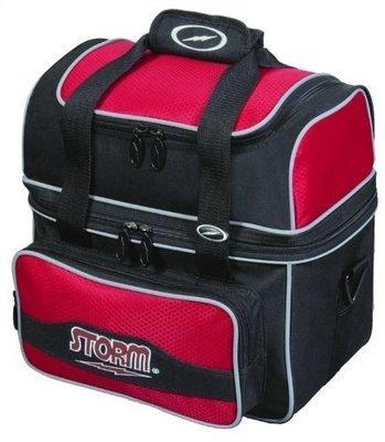 Storm Flip Single Black/Red Bowling Bag