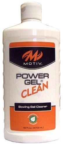 Motiv Power Gel Clean Bowling Ball Cleaner 16oz