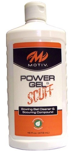 Motiv Power Gel Scuff Bowling Ball Cleaner 16oz