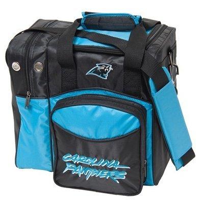 KR NFL Carolina Panthers Single Bag