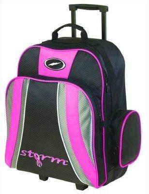 Storm Rascal 1 Ball Roller Pink Bowling Bag