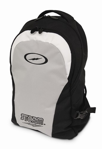 Storm Backpack Black/Silver
