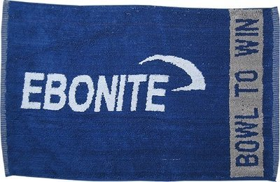 Ebonite Loomed Bowling Towel
