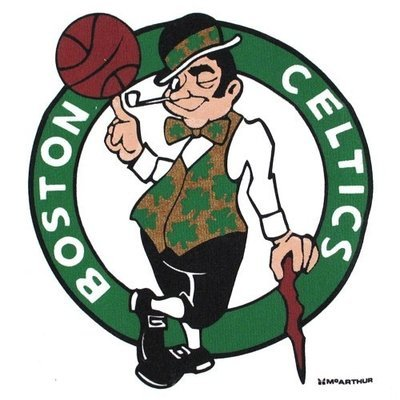 Master NBA Boston Celtics Bowling Towel