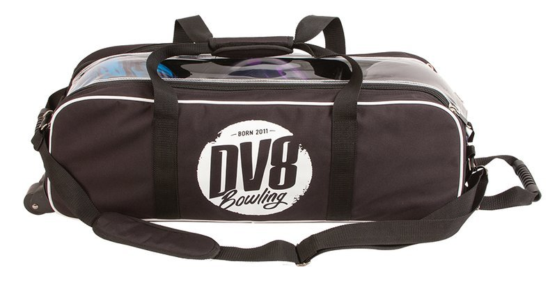 DV8 Tactic 3 Ball Tote Bowling Bag