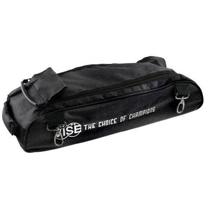 Vise Attachable Add-On Shoe Bag BLACK