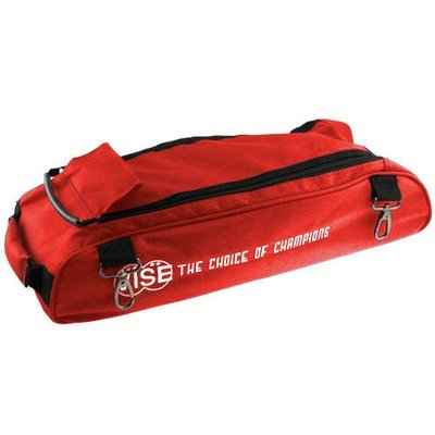 Vise Attachable Add-On Shoe Bag Red