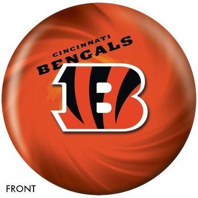 NFL Cincinnati Bengals Bowling Ball