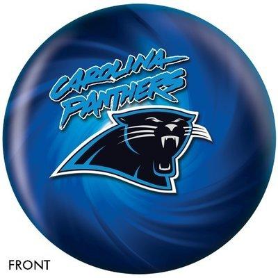 NFL Carolina Panthers Bowling Ball