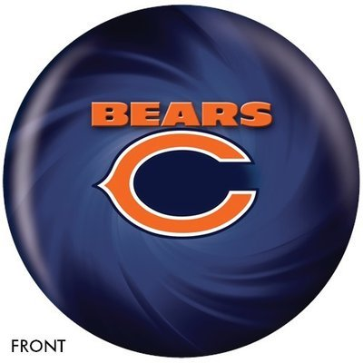 NFL Chicago Bears Bowling Ball