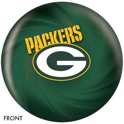 NFL Green Bay Packers Bowling Ball
