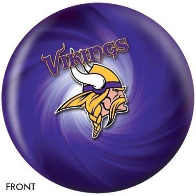 NFL Minnesota Vikings Bowling Ball