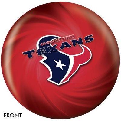 NFL Houston Texans Bowling Ball