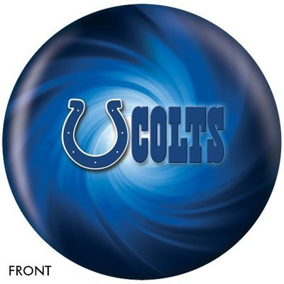 NFL Indianapolis Colts Bowling Ball