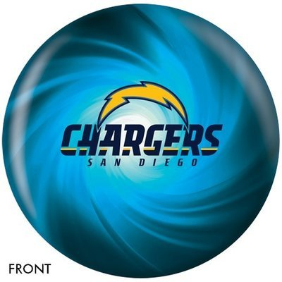 NFL San Diego Chargers Bowling Ball