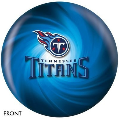NFL Tennessee Titans Bowling Ball