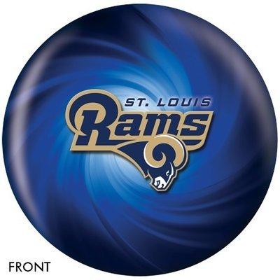 NFL St. Louis Rams Bowling Ball