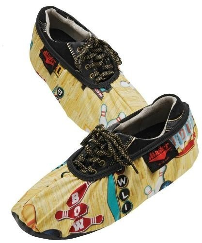 Master Womens Pins Bowling Shoe Covers