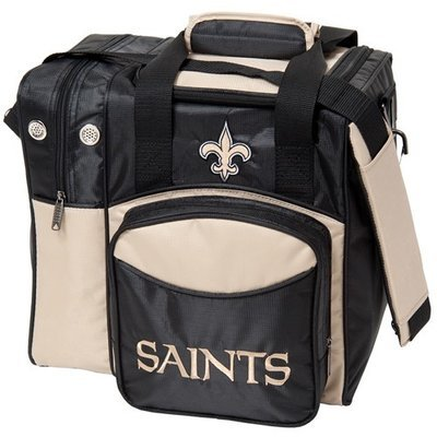 KR NFL New Orleans Saints Single Bag