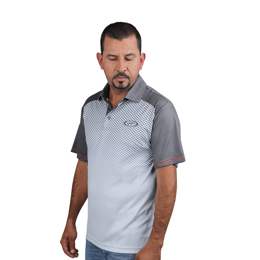 Storm Journey Polo Bowling Shirt
