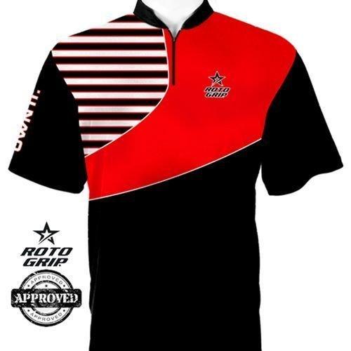 Roto Grip Own It Dye-Sub Bowling Shirt Jersey