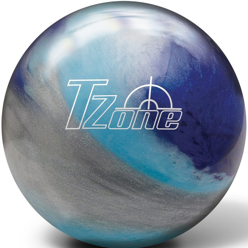 Brunswick TZone Arctic Blast Bowling Ball
