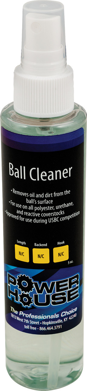 Powerhouse Bowling Ball Cleaner 5 oz