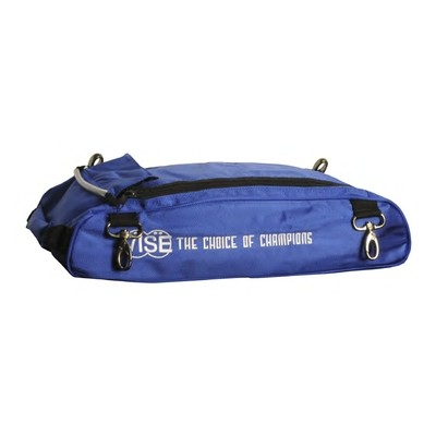 Vise Attachable Add-On Shoe Bag Blue