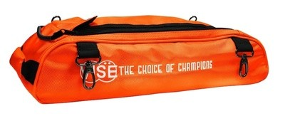Vise Attachable Add-On Shoe Bag Orange