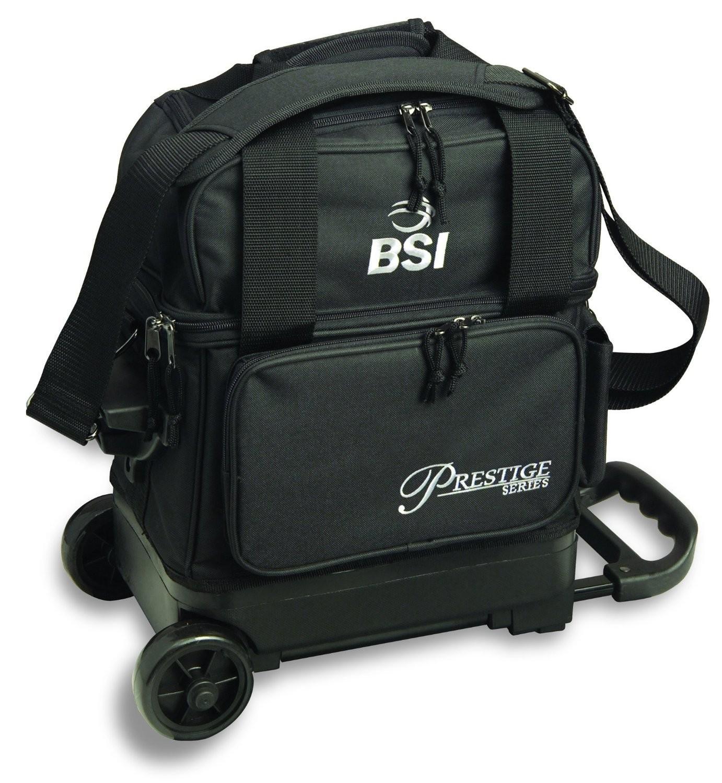 BSI Prestige Series Black Single Ball Roller Bag