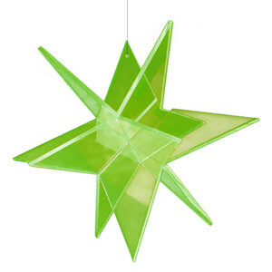 STELLA 3D verde