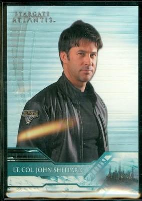 ( T 1 )  Atlantis Team Insert Card