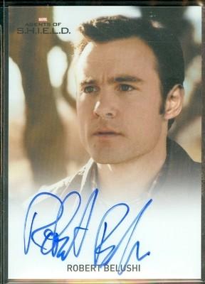 Robert Belushi as Jimmy Mackenzie Autograph Card Full Bleed