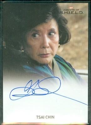 Tsai Chin as Lian Autograph Card