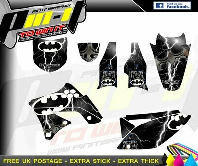 kawasaki kxf 450 09-11  sticker kit