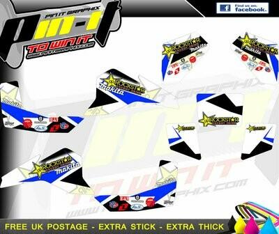suzuki lt80 sticker kit