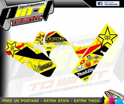 suzuki lt50 sticker kit