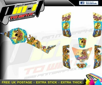 suzuki lt50a sticker kit