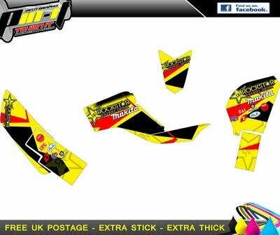 suzuki lt50z  sticker kit