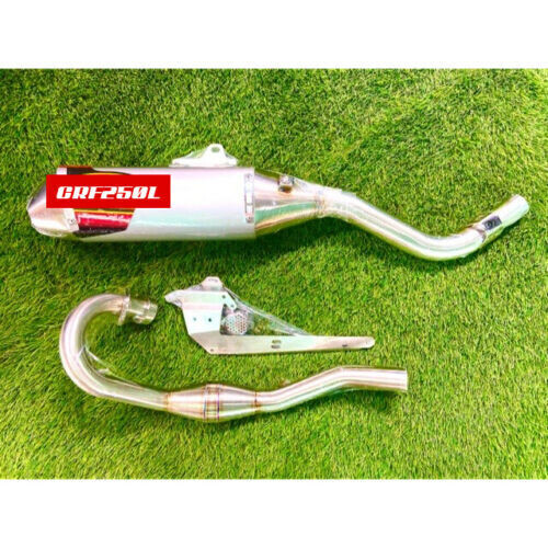 CRF250L Full Exhaust System