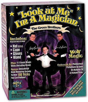 Look at Me I'm a Magician!