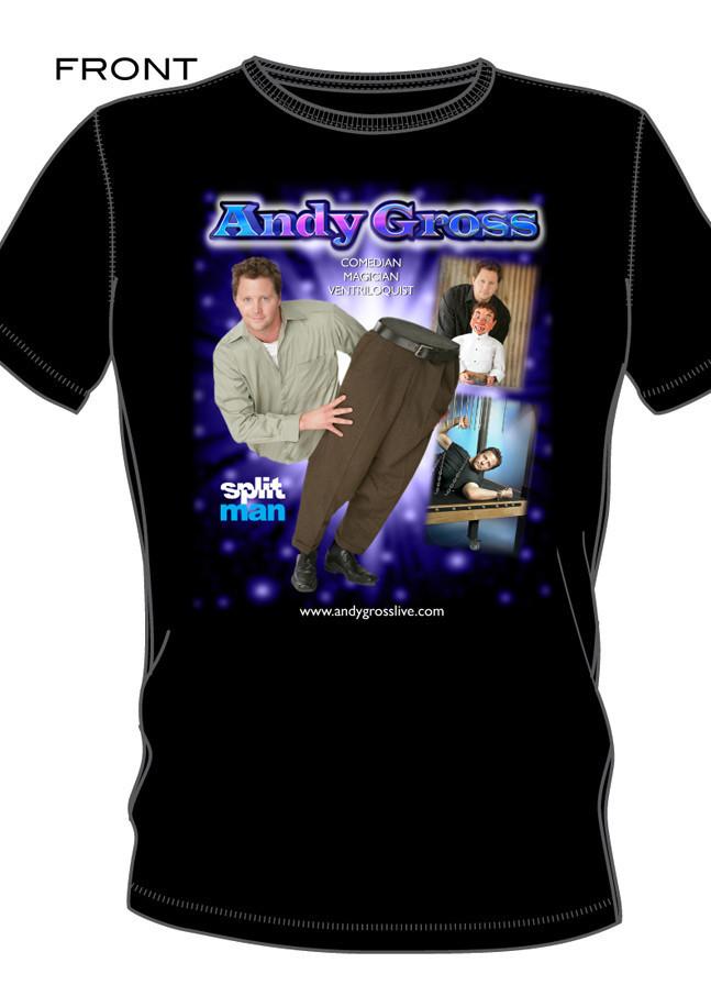 Split Man T Shirt