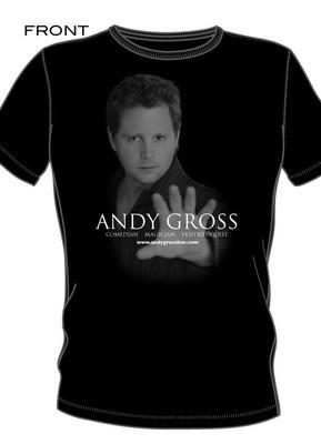 Andy Gross T Shirt