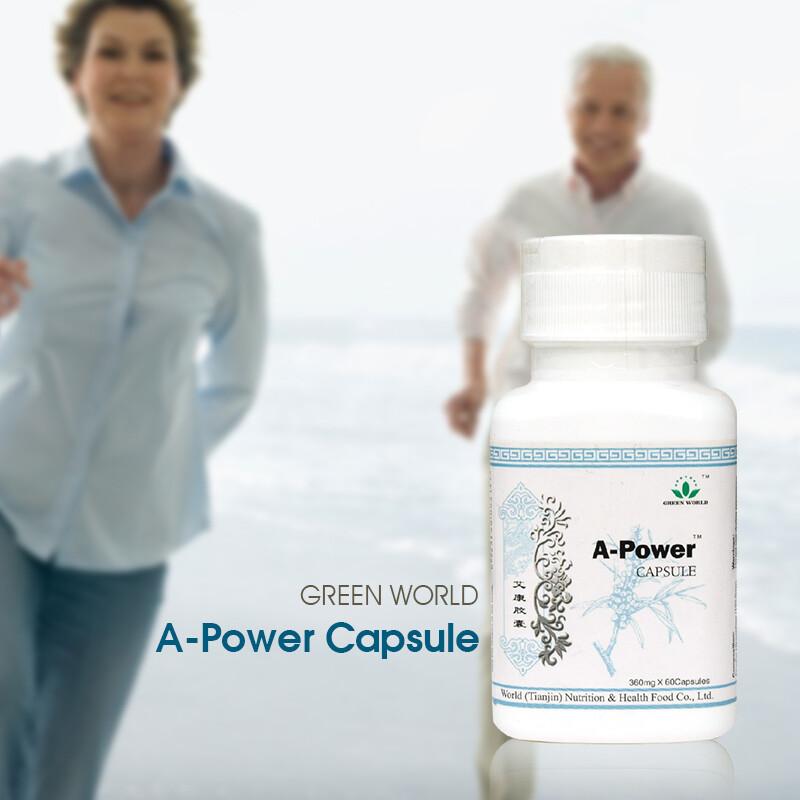 A-Power Immune - Immunity Boosting Supplement