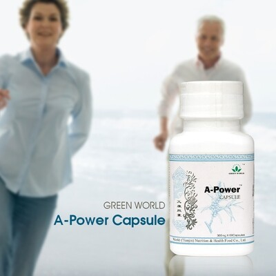 A-Power Immune - Immunity Boosting Supplement