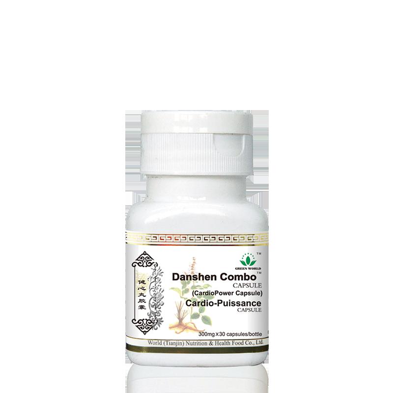 Green world Heart Supplements