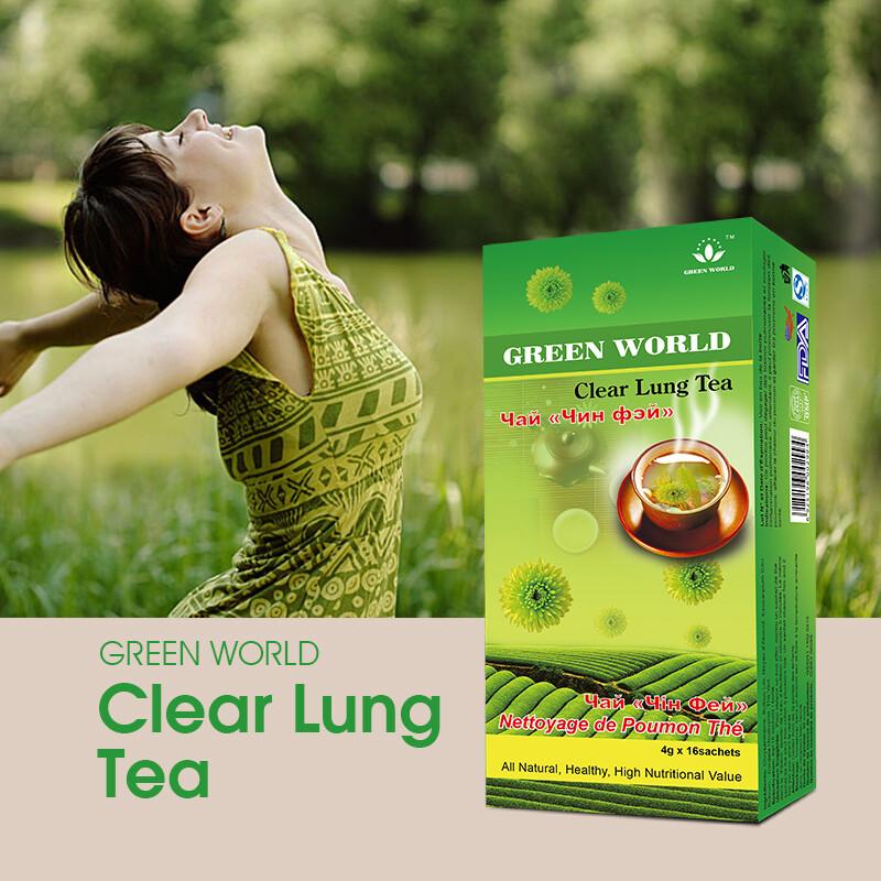 Clear Lung Tea