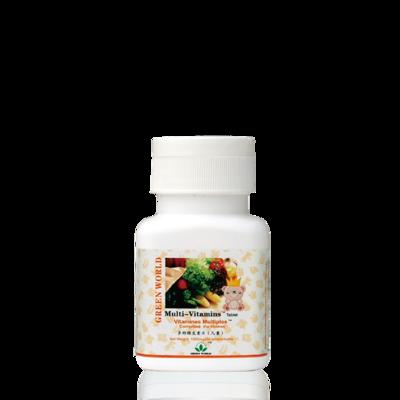 Multi-Vitamins Tablet (for Children)